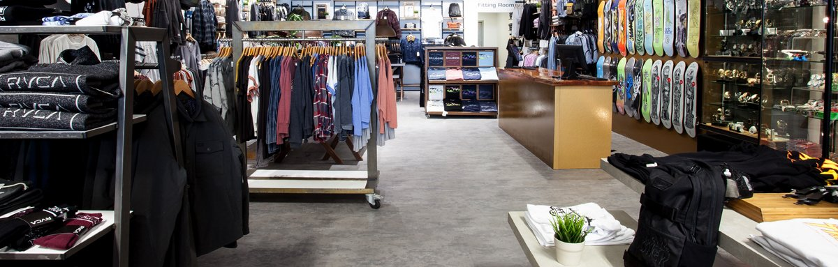 Commercial Flooring Contractors Retail Shop Floor Stebro Flooring West Midlands