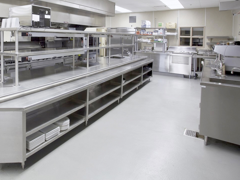 Flooring For Commercial Kitchen Floors