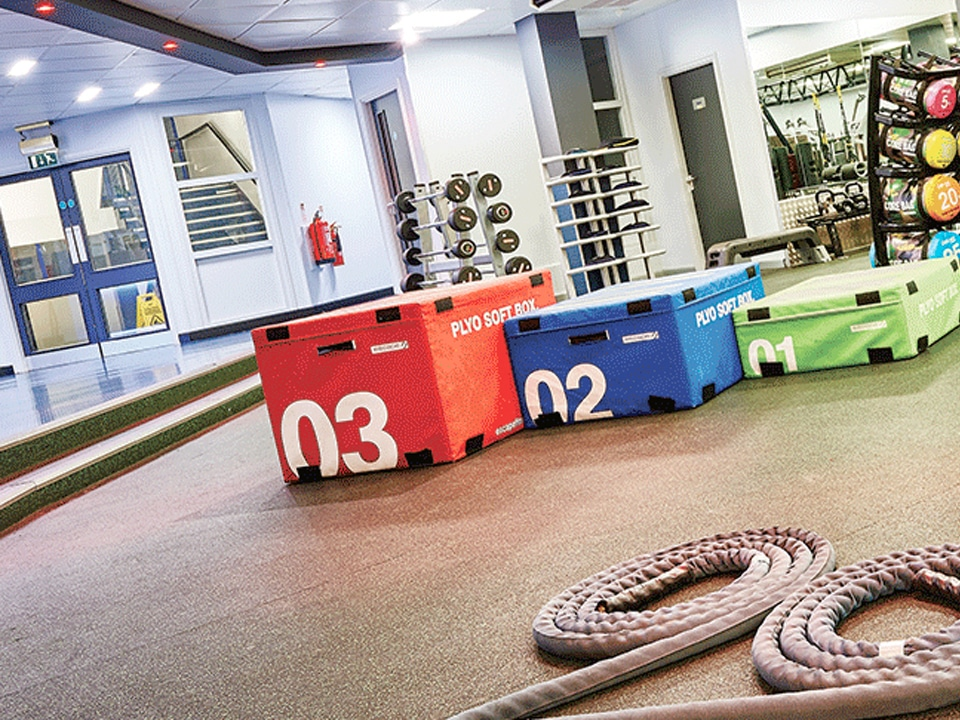 Gym Floors Heavy Duty Vinyl Flooring