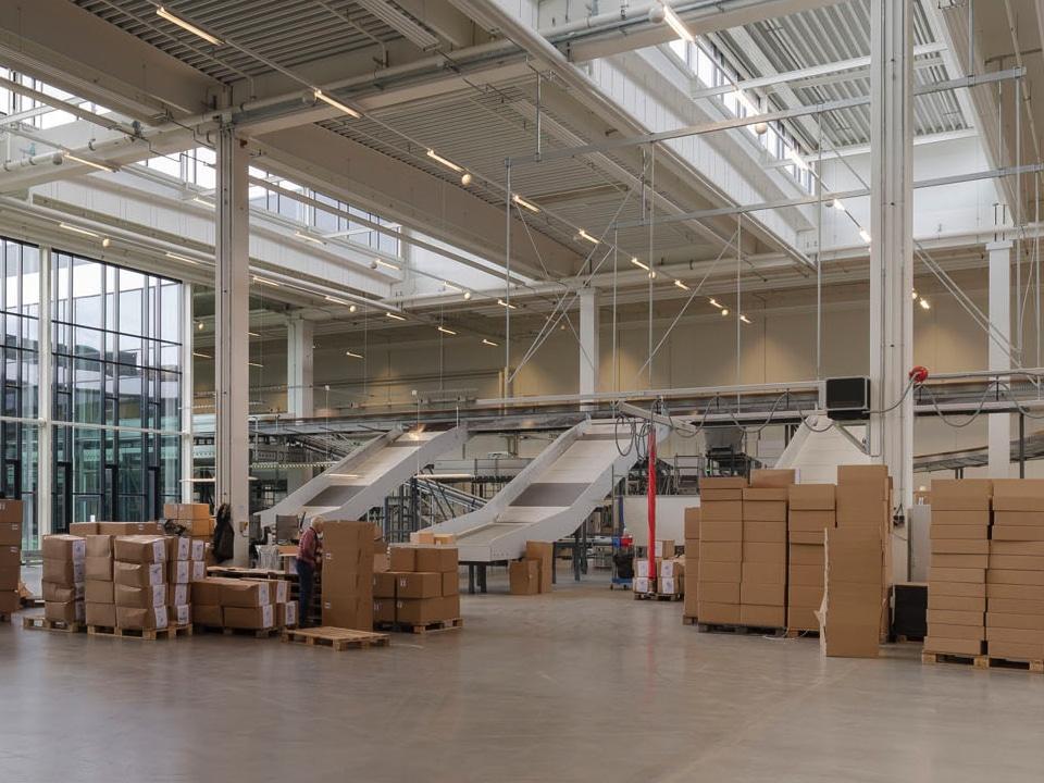 Hardwearing Warehouse Flooring Industrial Floor Solutions