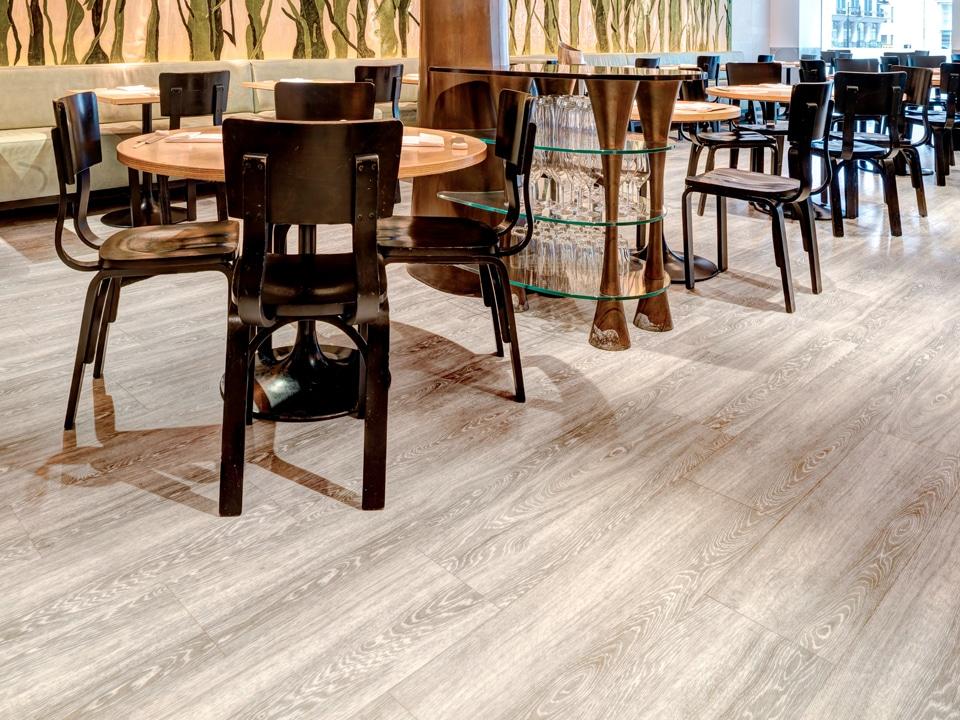Restaurant Flooring Commercial Vinyl Tiles