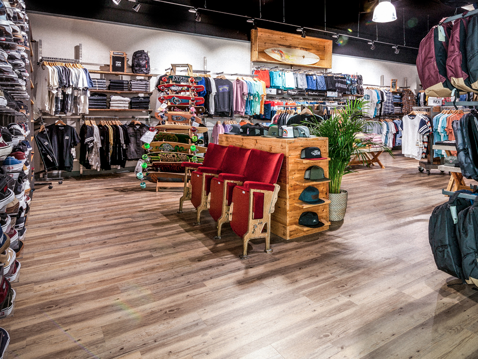 Shop Floor Retail Commercial Flooring Subcontractor Birmingham