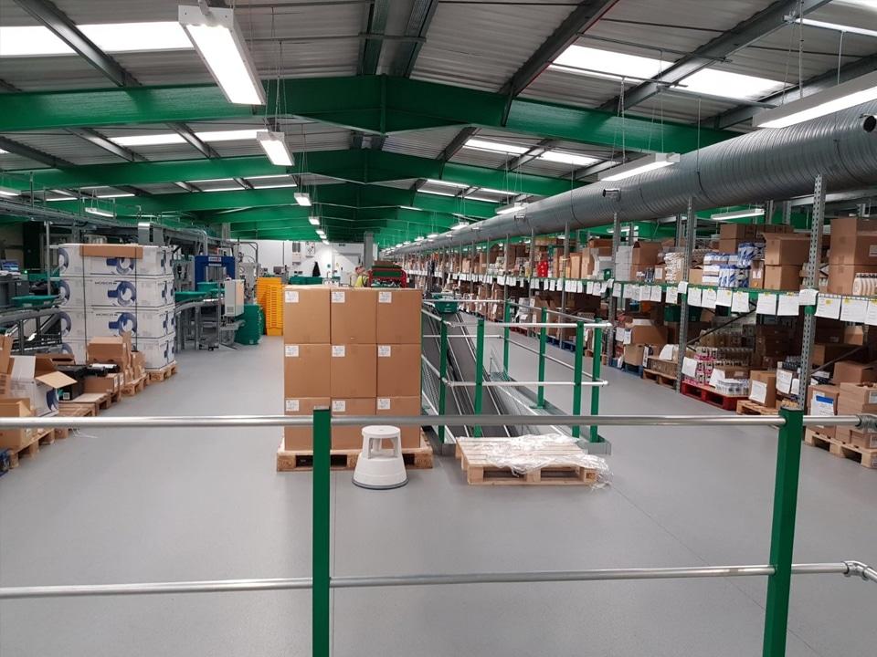 Warehouse Flooring Hardwearing Industrial Floors