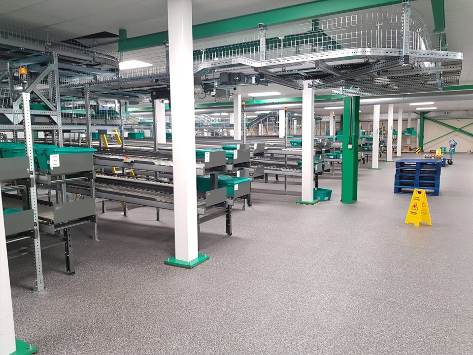 Warehouse Floors Industrial Flooring Solutions