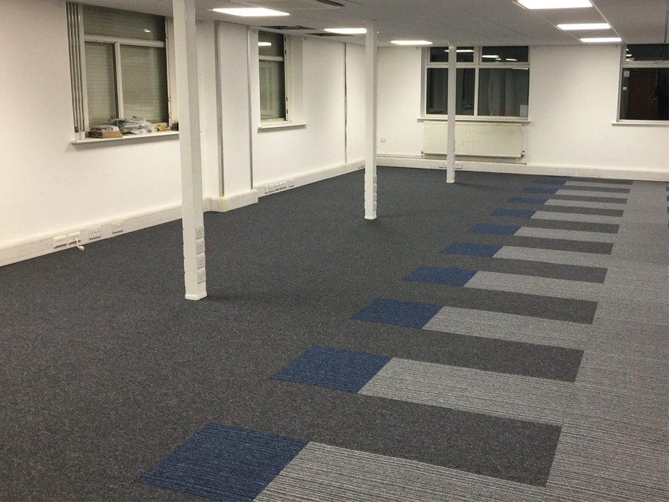 Affordable Office Flooring Hardwearing Commercial Carpet Tiles Stebro Flooring