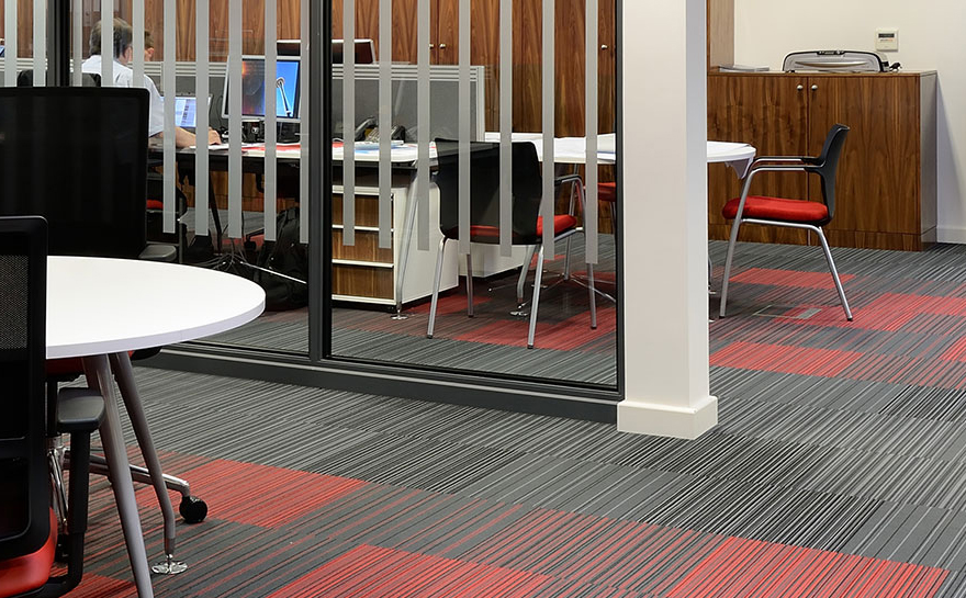 Office Flooring Commercial Carpet Tiles Stebro Flooring