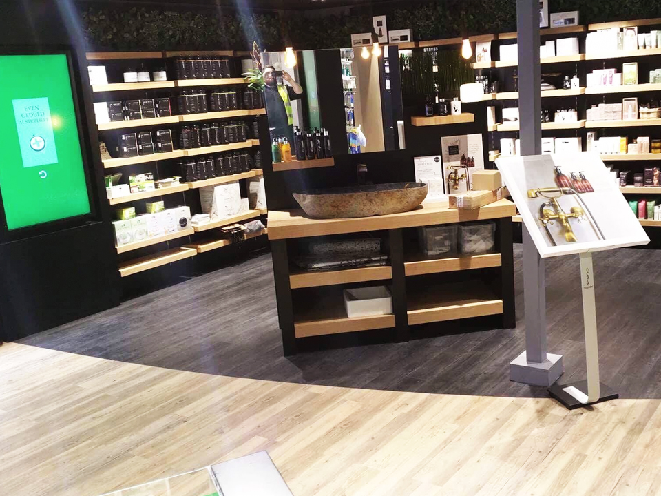 Pharmacy Flooring Retail Stores Stebro Flooring