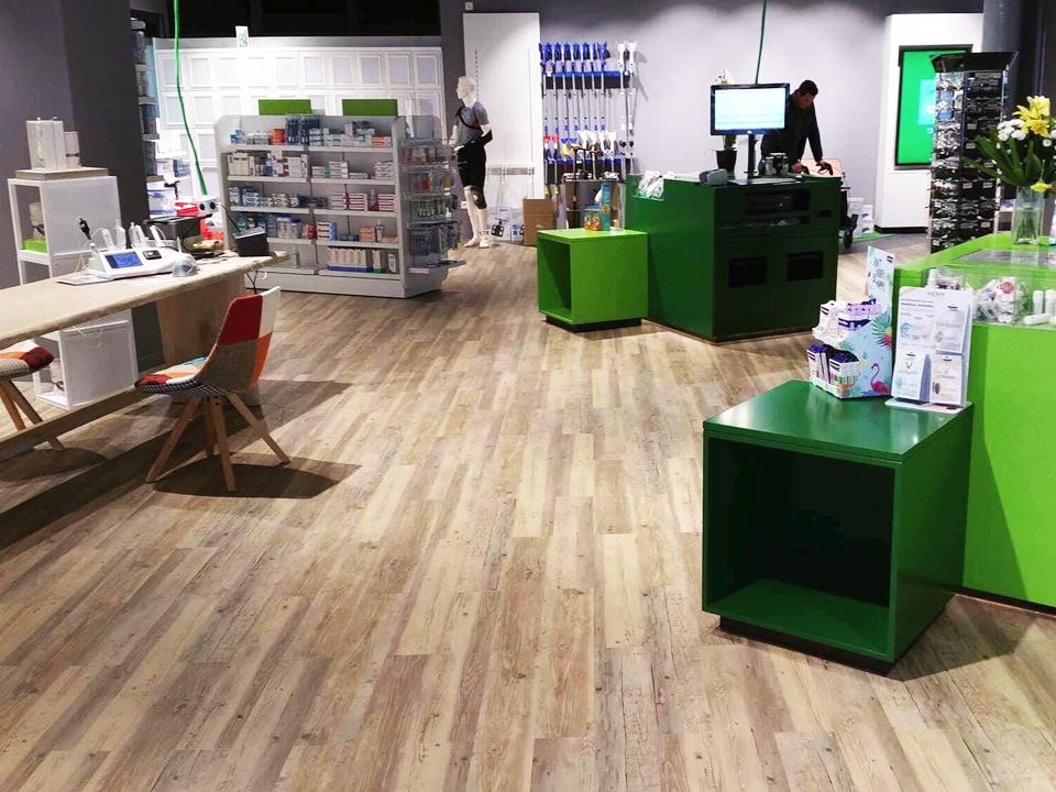 Pharmacy Retail Flooring Stebro Flooring Birmingham