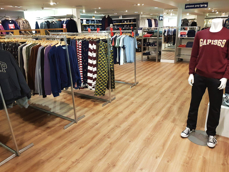 Retail Flooring Stebro Flooring Commercial Flooring Contractors