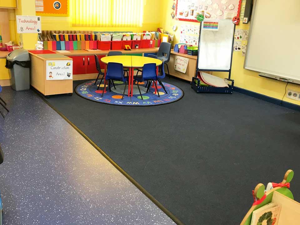 School University Flooring In Birmingham Specialist